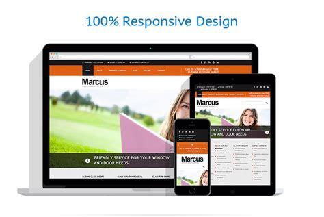 responsive layout photoshop 53252 szablon strony internetowej www
