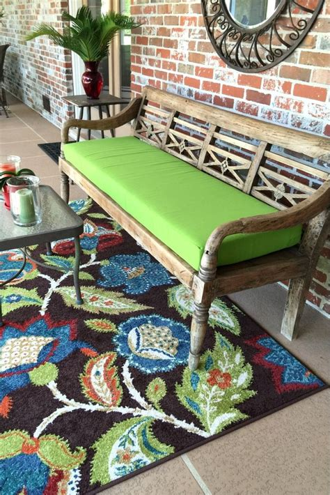 custom bench cushions outdoor 211 best images about customer photos on pinterest
