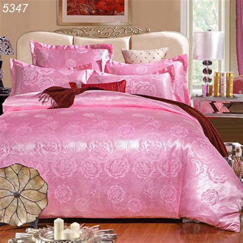 Pink Satin Bedding Sets Popular Bed Comforter Buy Cheap Bed Comforter Lots From China Bed Comforter