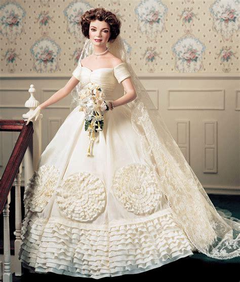Jackie Kennedy Wedding Gown by Jackie Kennedy