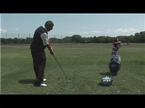 golf swing hitting behind the ball golf swing mechanics how to hit the golf ball as a draw