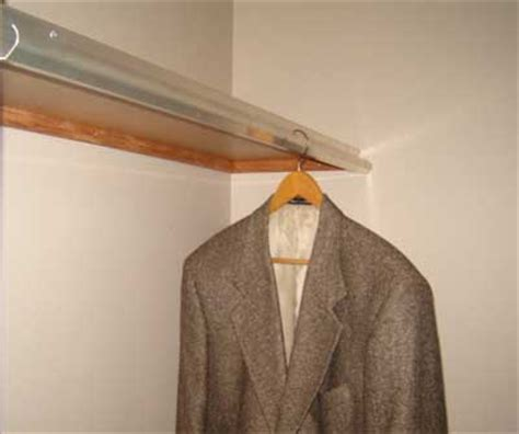 Wardrobe Bars by Closet Bars For Wardrobes Coathanger Rails From Ullrich
