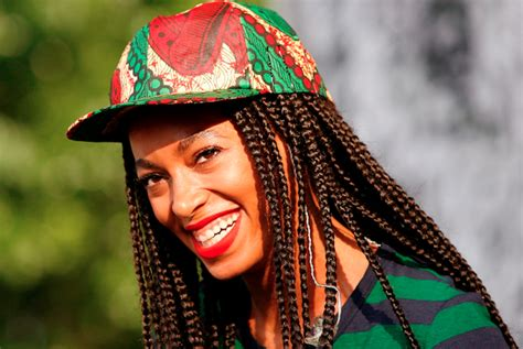 Beyonces Sibiling Rivalry by Solange Talks Sibling Rivalry Towards Beyonce Popdust