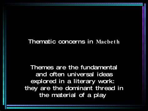 themes of macbeth pdf wynberg girls high pat orpen english thematic concerns in