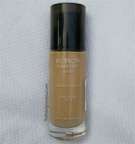 Foundation Revlon Colorstay 2018 Revlon Colorstay Makeup Foundation Review Swatches