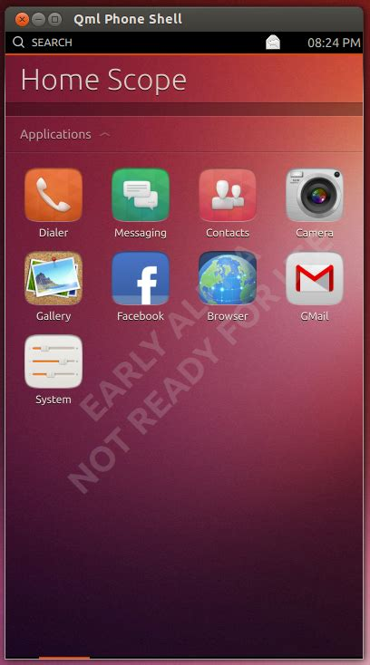 qml layout column span ubuntu 13 10 review the linux os of the future remains a