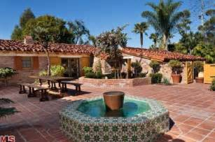 Colonial Farmhouse Plans the spanish style ranch that started it all
