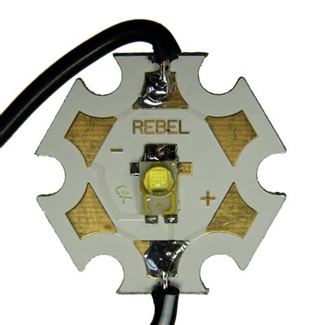 file led 3w rebel luxeon jpg