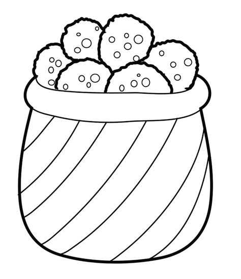 cookie coloring page 120 best images about cookie on coloring pages