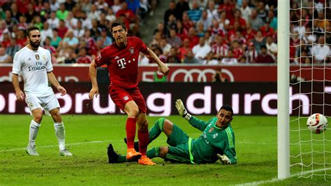 Beat Co For Real In by Bayern Munich Beat Real Madrid For Audi Cup Spurs Third
