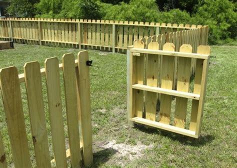 cancelli per giardino cancelli in legno da giardino piccoli trucchi di bricolage