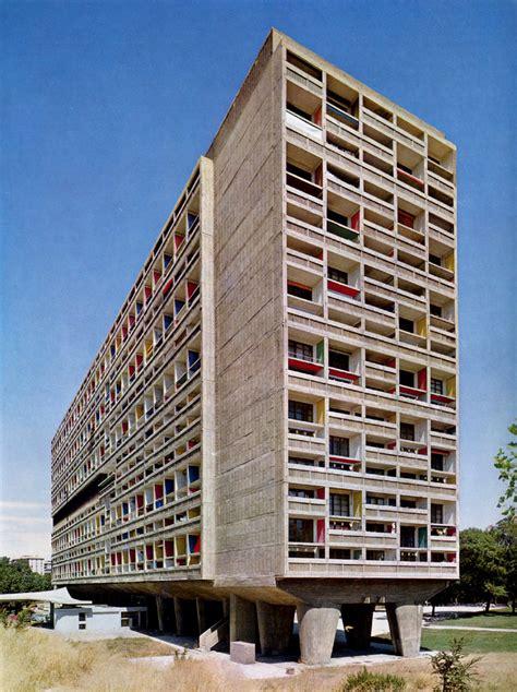 le corbusier le de marseille historia arte arquitectura racionalista