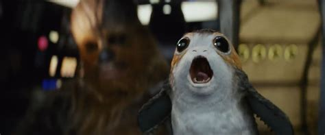 wars the last jedi chewie and the porgs books everything we about the porgs