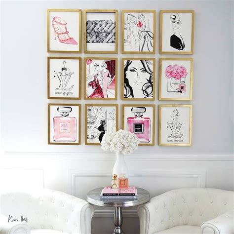 watercolors home and office decor on pinterest 5 ideas for an outstanding gallery wall daily dream decor