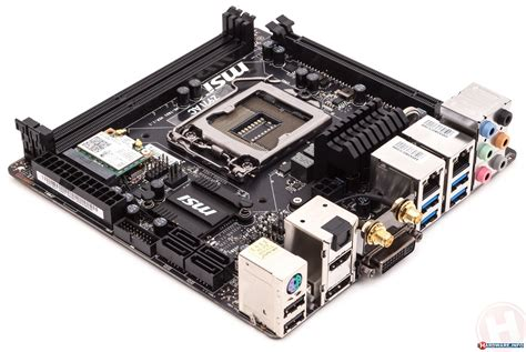 Msi Z97i Ac mini itx for haswell 15 socket 1150 mini itx motherboards review de luxe 163 100 163 140