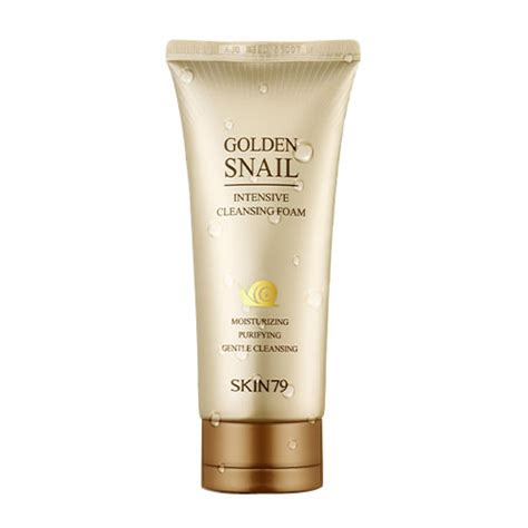 Gold Skin Detox by Skin79 Golden Snail Intensive Cleansing Foam Skin79