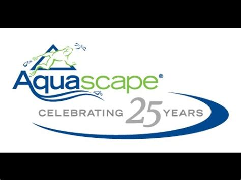 Aquascapes Inc by Aquascape Inc Celebrating 25 Years