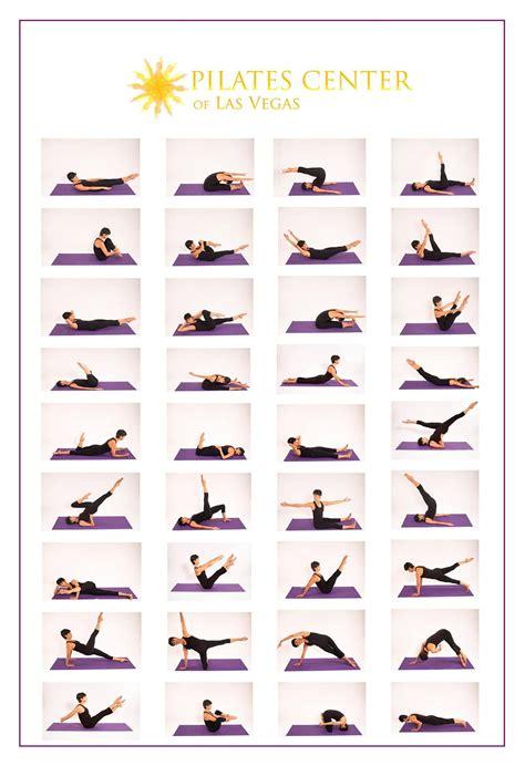 printable exercise poster best 25 pilates mat ideas on pinterest pilates mat