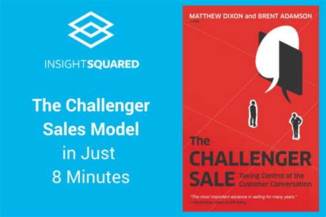 ceb challenger sales the challenger sales model summary insightsquared