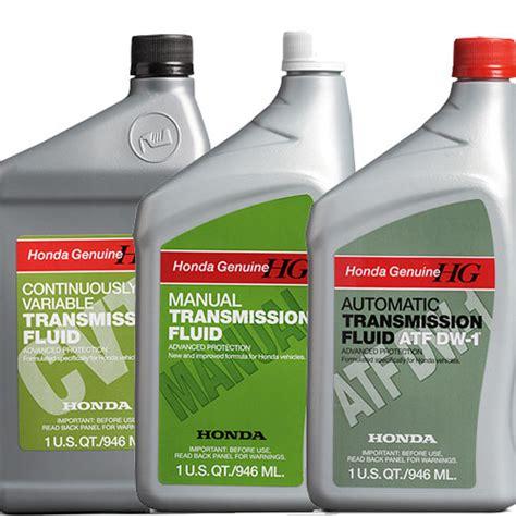 Honda Odyssey Transmission Fluid Change by Honda Transfluid Honda Transmission Fluid Bernardi Parts