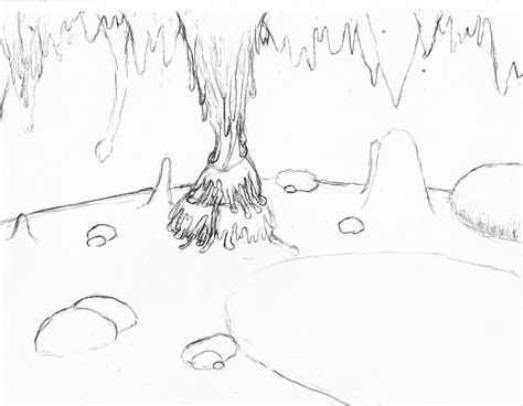 sketchbook how to draw line cave sketch wip by brellmaccahon on deviantart