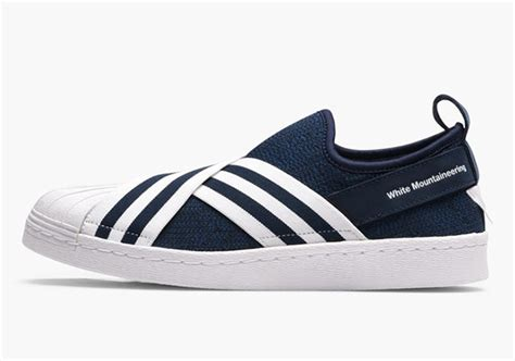 Adidas Slipon 02 white mountaineering adidas superstar slip on