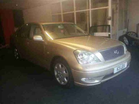 Lexus Ls430 Lpg For Sale Lexus 2006 Ls430 Auto Bronze Gas Bi Fuel Lpg Leather