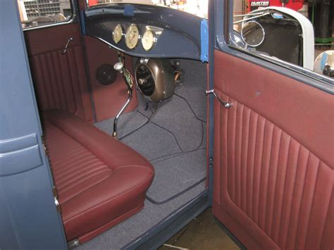 Car Upholstery Specialists Custom Hotrod Interiors Portage Trim Professional