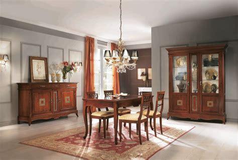 mobili per sala da pranzo classici sale da pranzo d agostino il bazar dell arredamento