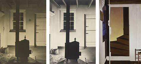 European Home Interiors Charles Sheeler