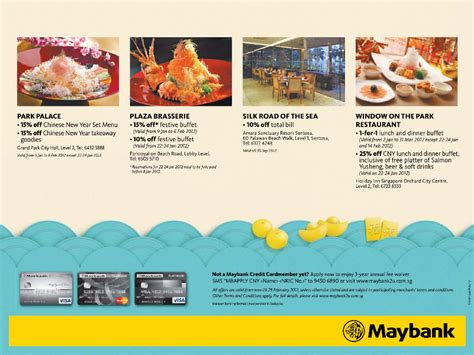 new year credit card promotion 2015 maybank credit card new year promotions 2012