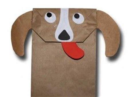 dog puppet pattern paper bag 59 paper bag puppets guide patterns