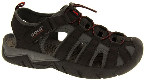 size 11 sports shoes new mens gola hiking sandals closed toe sports shoes size
