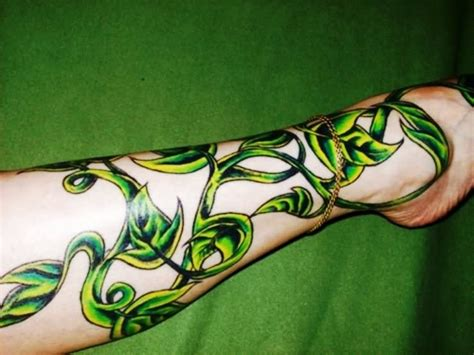 leg vine tattoo designs 19 tattoos designs and ideas for