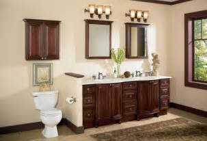 Bathroom Cabinet Ideas Design by Bathroom Paint Colors With Cherry Cabinets Will Emphasize