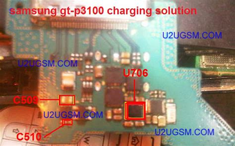 Connector Charge Charger Konektor Cas Samsung P1000 P3100 P6200 samsung galaxy tab 2 7 0 p3100 charging problem repair
