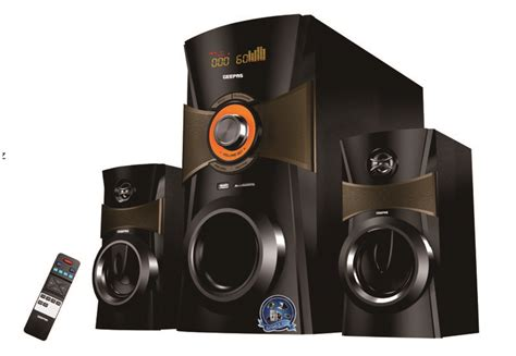home theater system 2 1 channel gms8477 geepas for