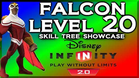 disney infinity falcon level skill tree lets play walk