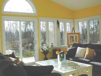 Interior Pictures Of Sunrooms What Is The Difference In A Screened Porch A 3 Season