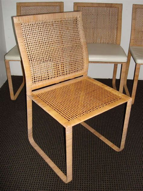 dining room wicker chairs 214 best images about vintage rattan chairs on pinterest