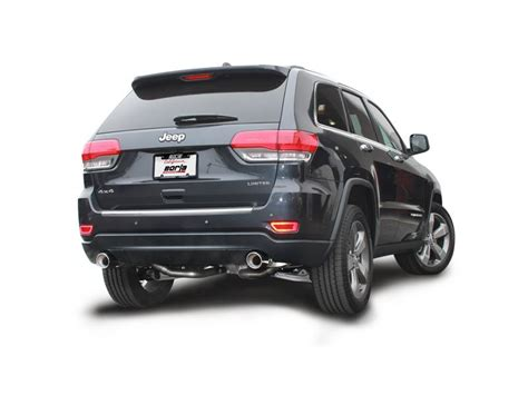 exhaust borla jeep wk grand cherokee     cat  exhaust touring