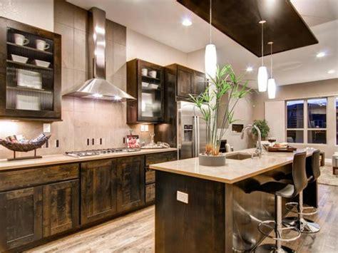 mod鑞e de cuisine avec ilot central la cuisine avec ilot cuisine bien structur 233 e et