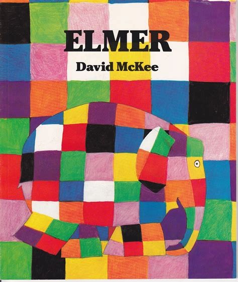 Elmer Patchwork - metamora community preschool elmer the elephant
