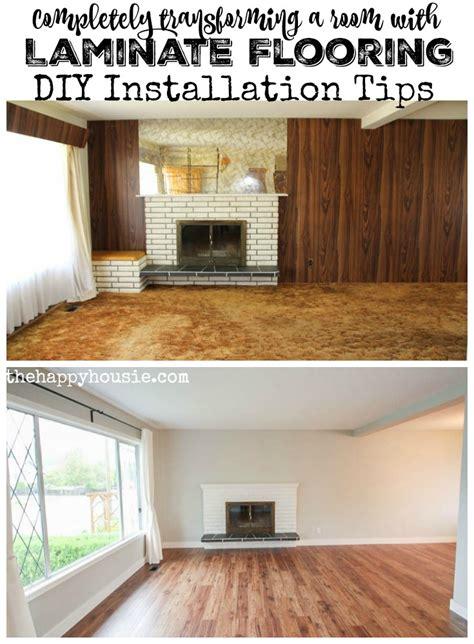 Laminate Flooring Installation Tips 10 Great Tips For A Diy Laminate Flooring Installation The Co