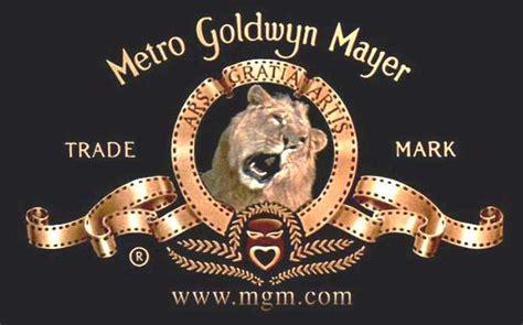 film mgm lion metro goldwyn mayor
