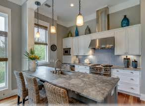 Great Small Kitchen Ideas by Florida Empty Nester Beach House For Sale Home Bunch