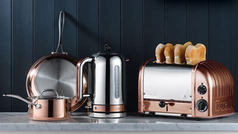 copper kitchen appliances home design 12 designer appliances for the modern home london design
