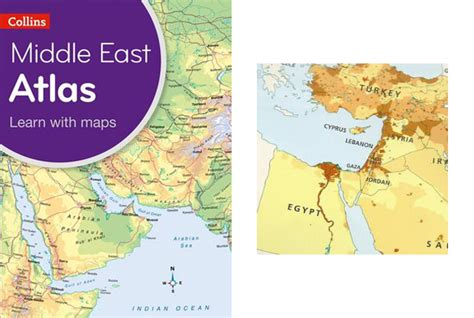 middle east map west bank harpercollins takes israel the map business