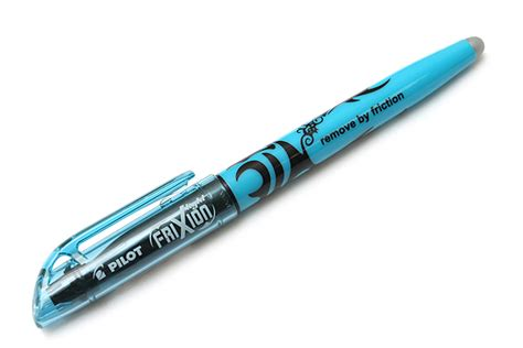 pilot highlighter frixion light pilot frixion light us erasable highlighter blue