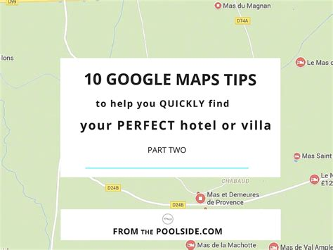 10 Tips On How To Meet A Of Your Dreams by 10 Maps Tips To Help You Find Your Hotel Or